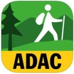 ADAC 150x150 - GPS Wander-Apps für iPhone/Android