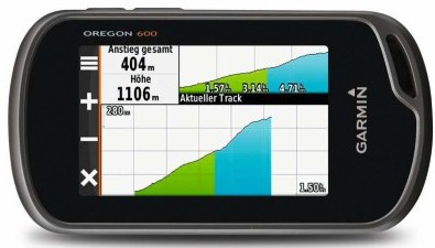 Garmin GPS Handgerät Oregon 600 2 - Garmin GPS Handgerät Oregon 600