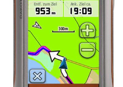 garmin 2 400x284 - Garmin GPS-Handgerät Dakota 20