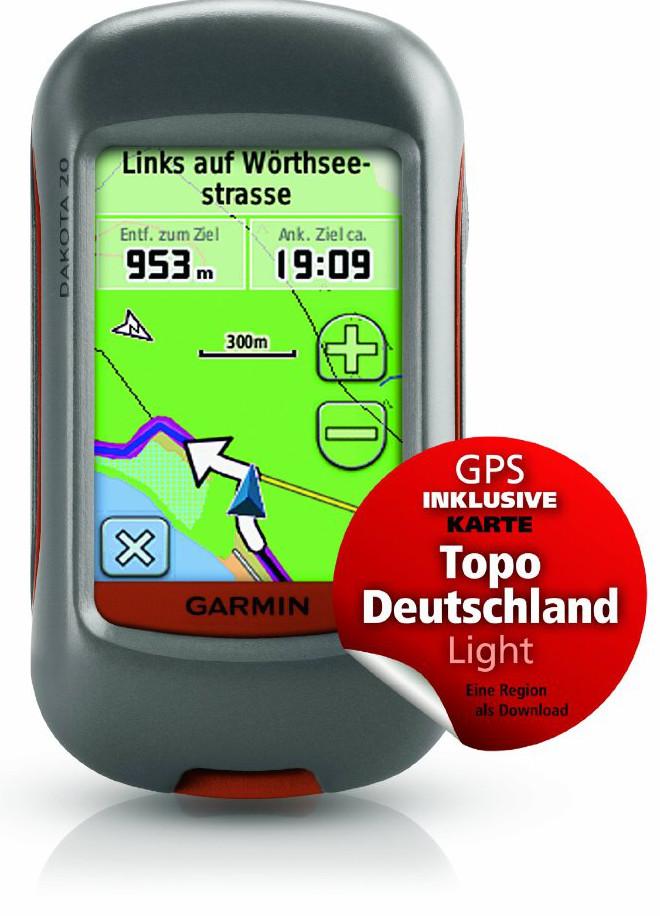 garmin 5 - Garmin GPS-Handgerät Dakota 20