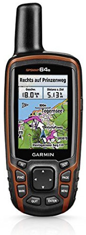 garmin outdoor gps map 64s 1 - Garmin Outdoor GPS Map 64s