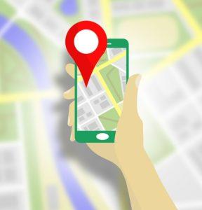 GPS Ortung am Fahrrad 288x300 - NEU: GPS-Geräte für Fahrräder im Test & Vergleich
