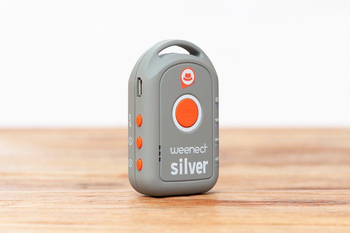 Weenect Silver 4 - Weenect Silver