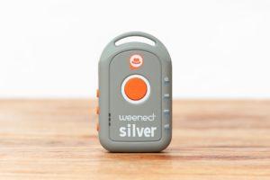 Weenect Silver 5 300x200 - NEU: GPS-Geräte für Senioren im Test & Vergleich